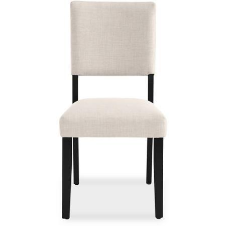 Dhi Nottingham Open Back Upholstered Dining Chair Walmart Com