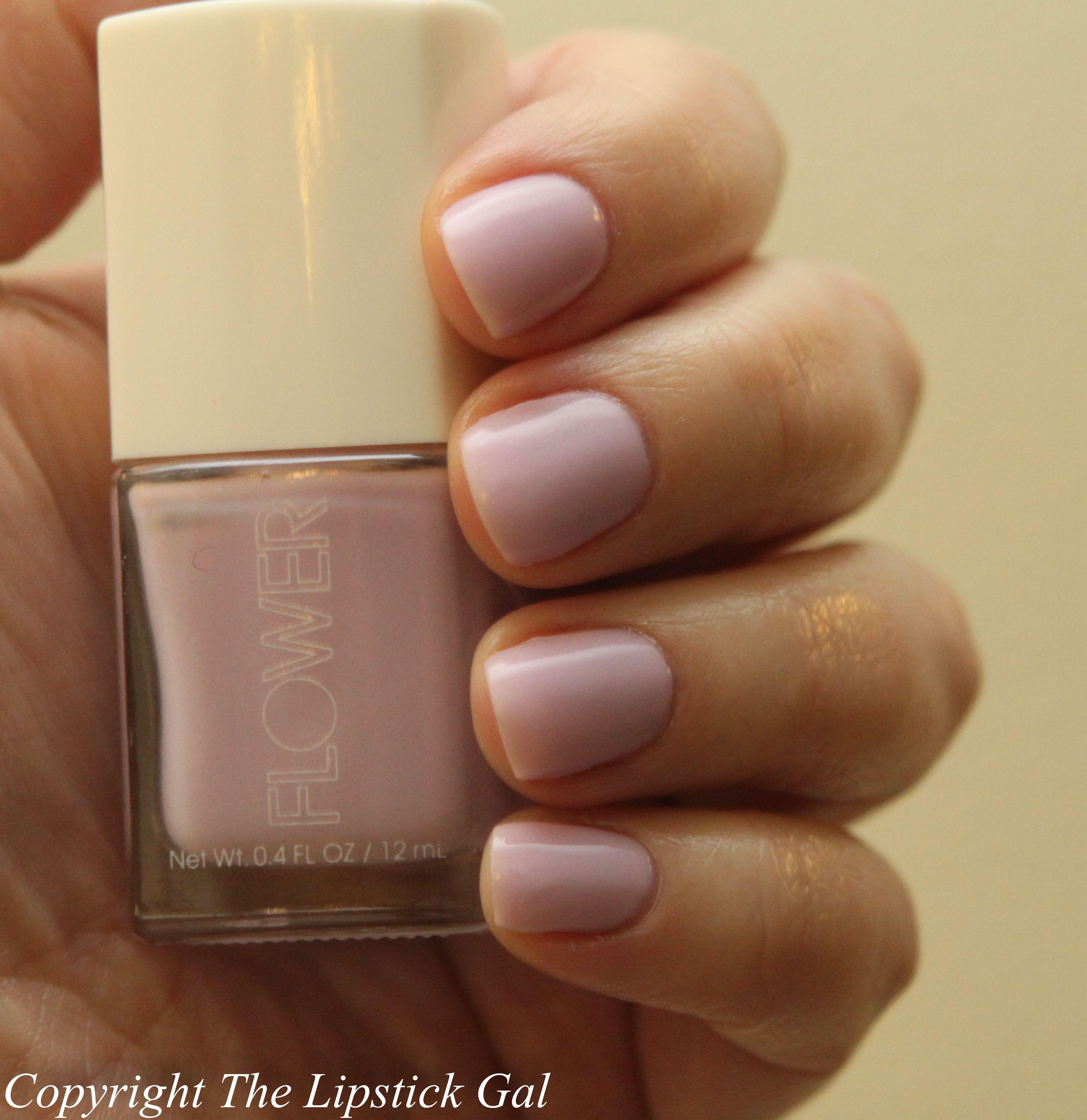 Flower beauty polish i lavendare you by the lipstick gal flower beauty polish i lavendare you by the lipstick gal izmirmasajfo
