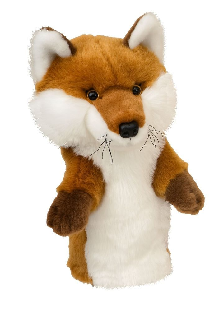 Fox Golf Animal Headcover Driver Head Cover Daphnes Golf