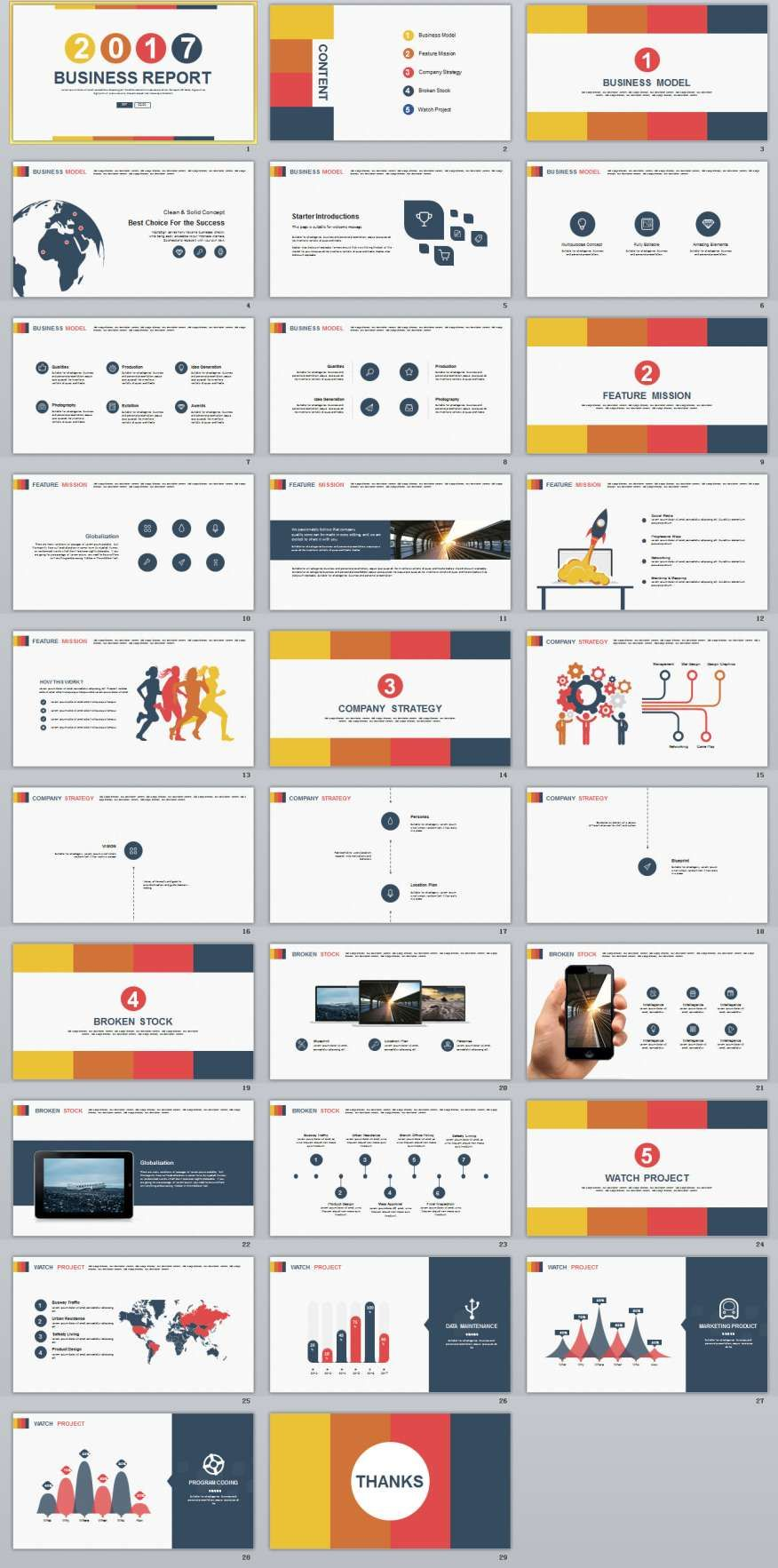 29 business vision design powerpoint templates toneelgroepblik Images