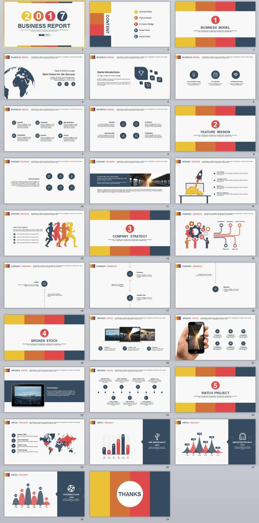 29 business vision design powerpoint templates 2018 business 29 business vision design powerpoint templates toneelgroepblik Choice Image