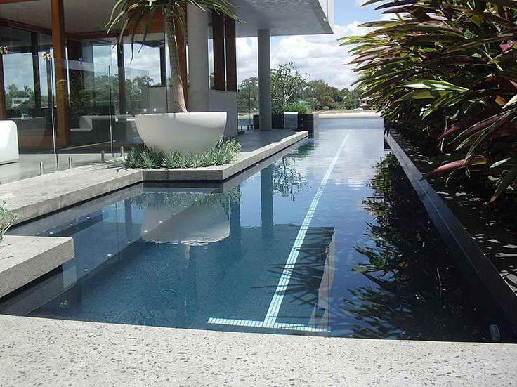 The Standard Design to Build Lap Pool Dimensions   Lap ...