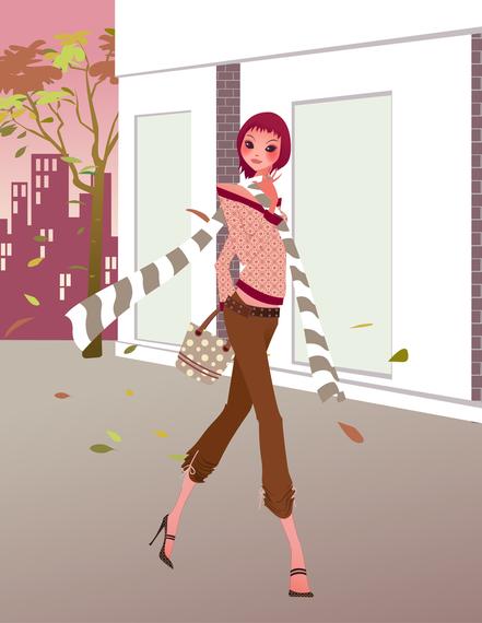 Free Fashion Vector 353 #AD , #Sponsored, #AFFILIATE, #Vector, #Free, #Fashion
