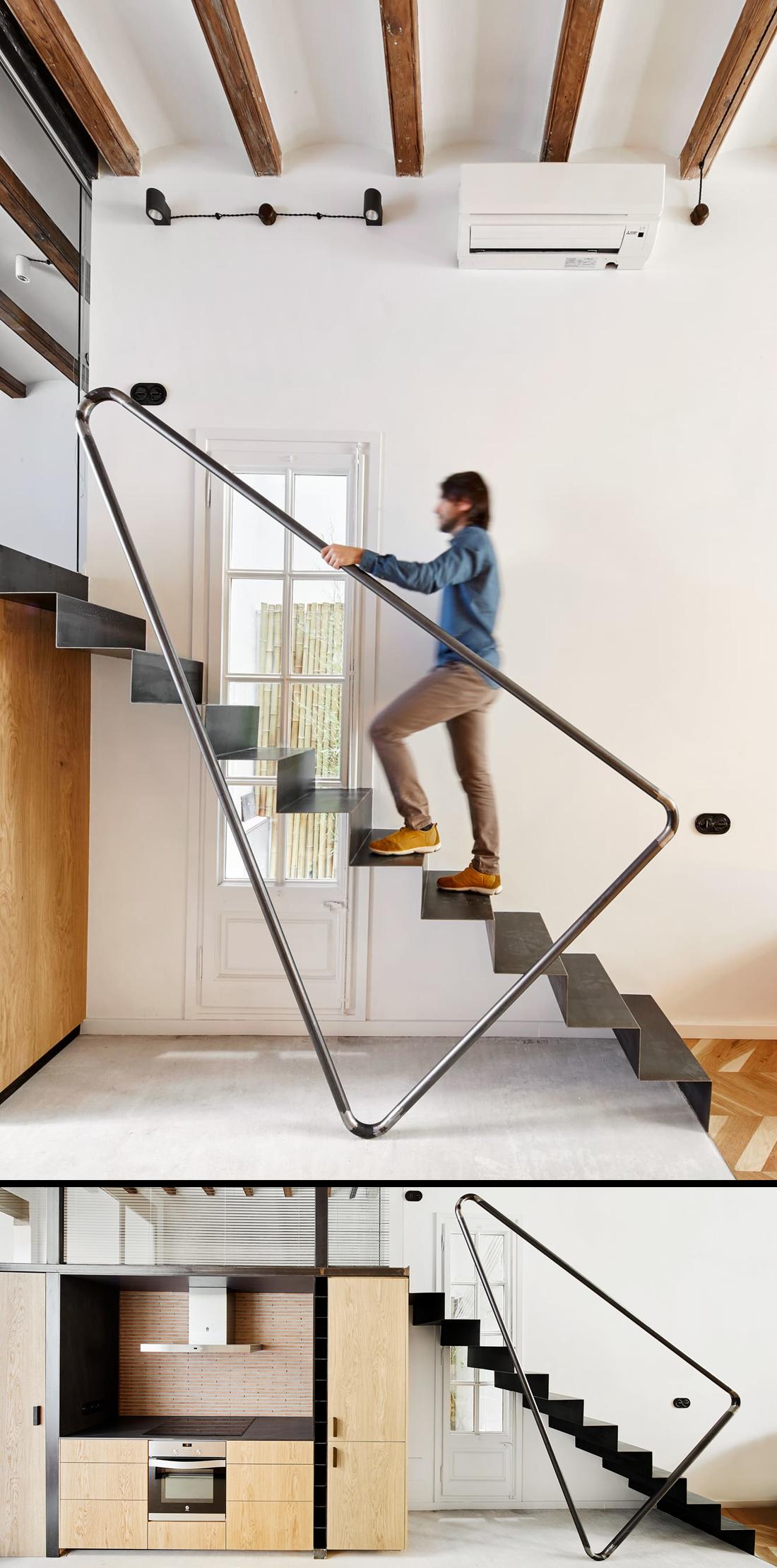 Best Simple Stairs Escalier Métallique Design Escalier 400 x 300