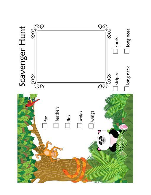 Zoo Unit Lessons Lapbook Printables FREE | Zoo | Pinterest ...