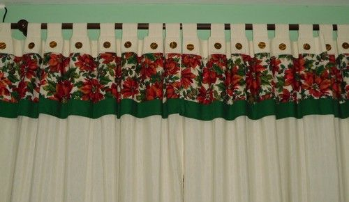 peinados decoracion reflexiones y ms imagenes de hermosas cortinas navideas