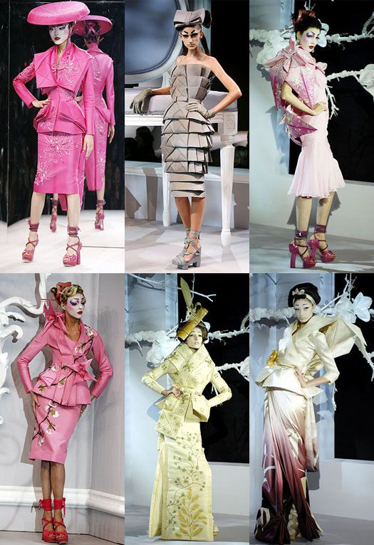 Christian Dior origami inspired fashion   Beauty and Glamour in 2019 ... f41a00e30eb