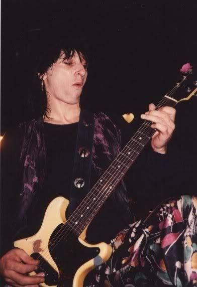 Johnny Thunders 1985