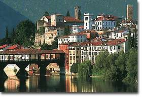 Hill towns of Umbria...