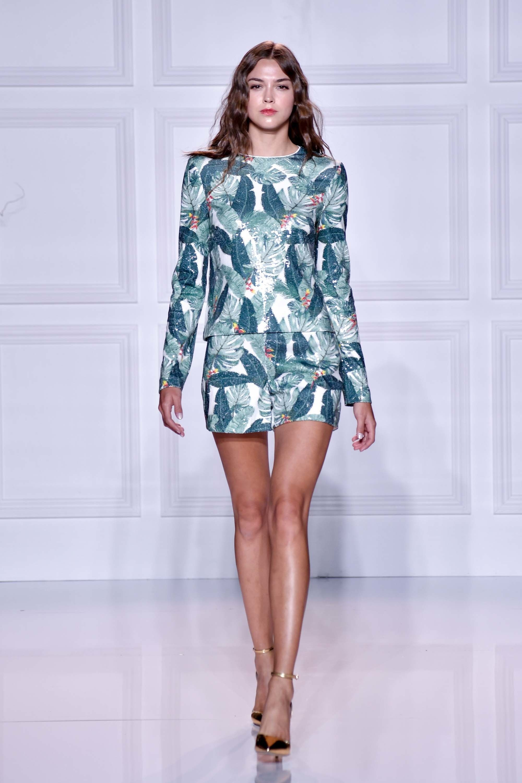Rachel Zoe Spring 2018 Ready-to-Wear Fashion Show