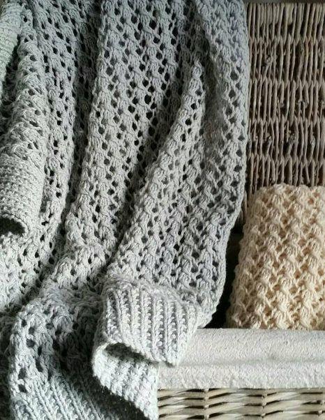 Easy Baby Blanket Knitting Patterns Baby Blankets Pinterest