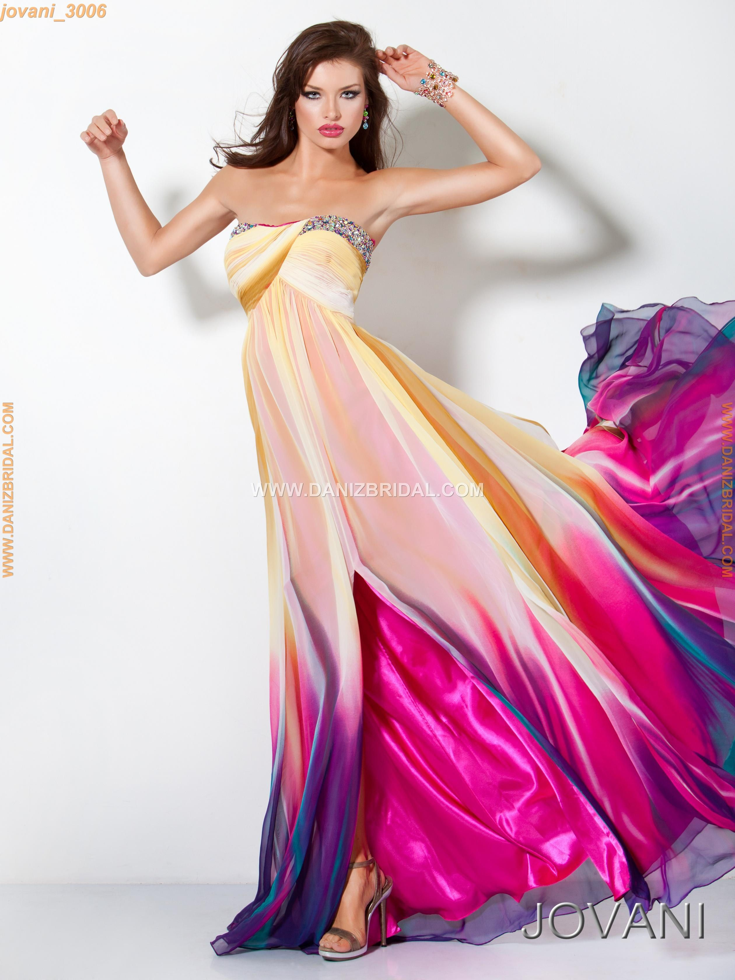 Jovani 3006 $500 wish I had some place to wear this... | Fashion ...