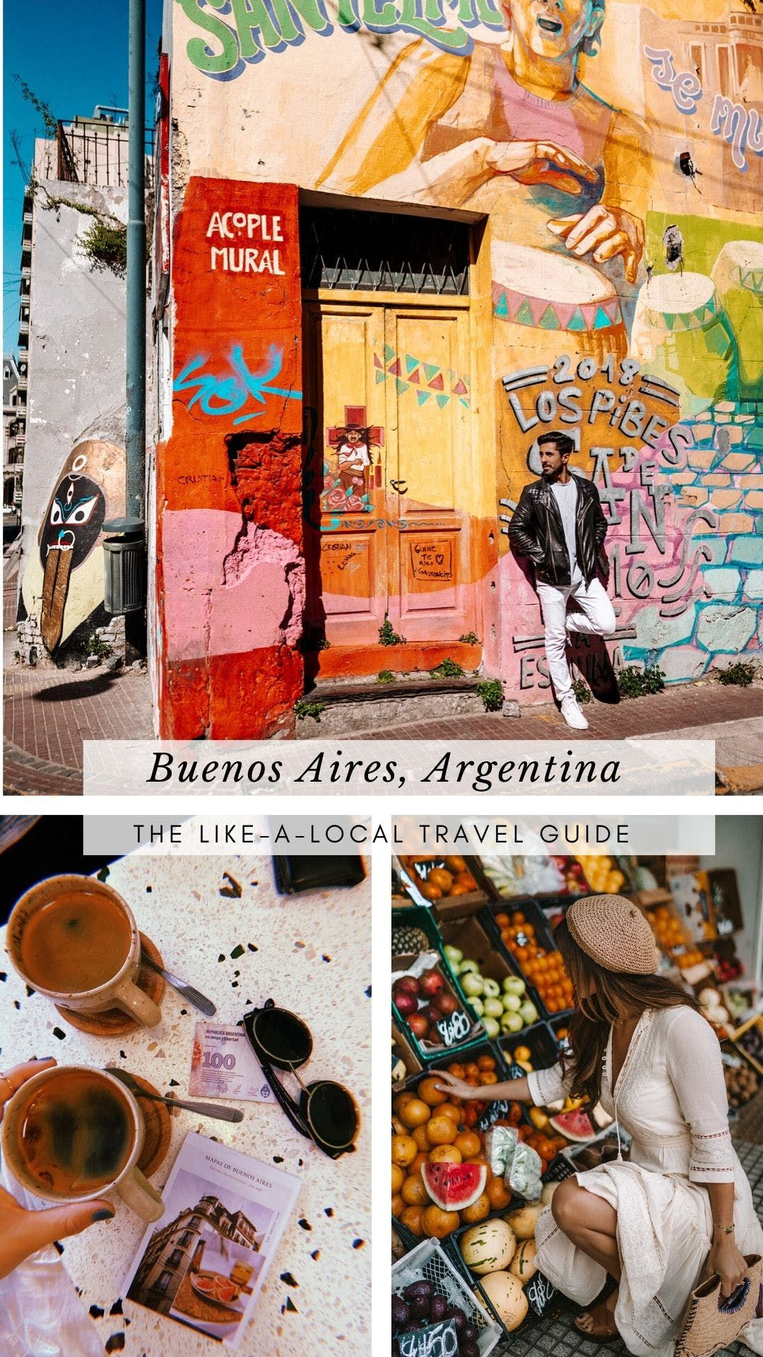 The Live Like A Local Travel Guide To Buenos Aires Argentina Away Lands Local Travel Like A Local Travel Guide