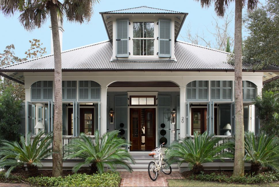 Home Exterior Paint Ideas And Inspiration Key West Style