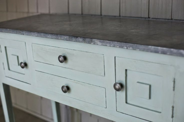 Amy Howard Credenza Restore Redecorate Refinished