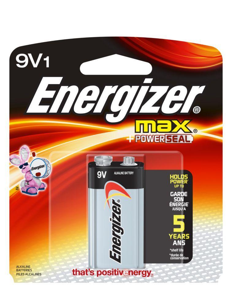 Energizer 9v Energizer Alkaline Battery 9 Volt Battery