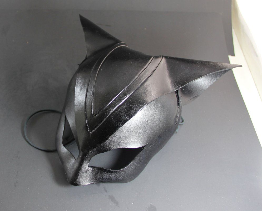 Catwoman Mask 2 by Azmal on deviantART | Catwoman mask ...