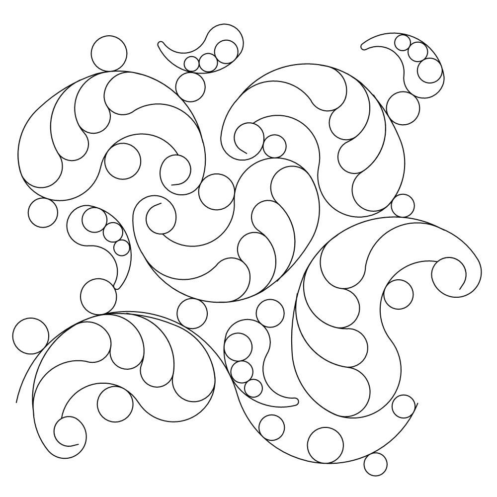 Shop   Category: Feathers / Pearls / curls   Product: Paisley feather E2E 2014