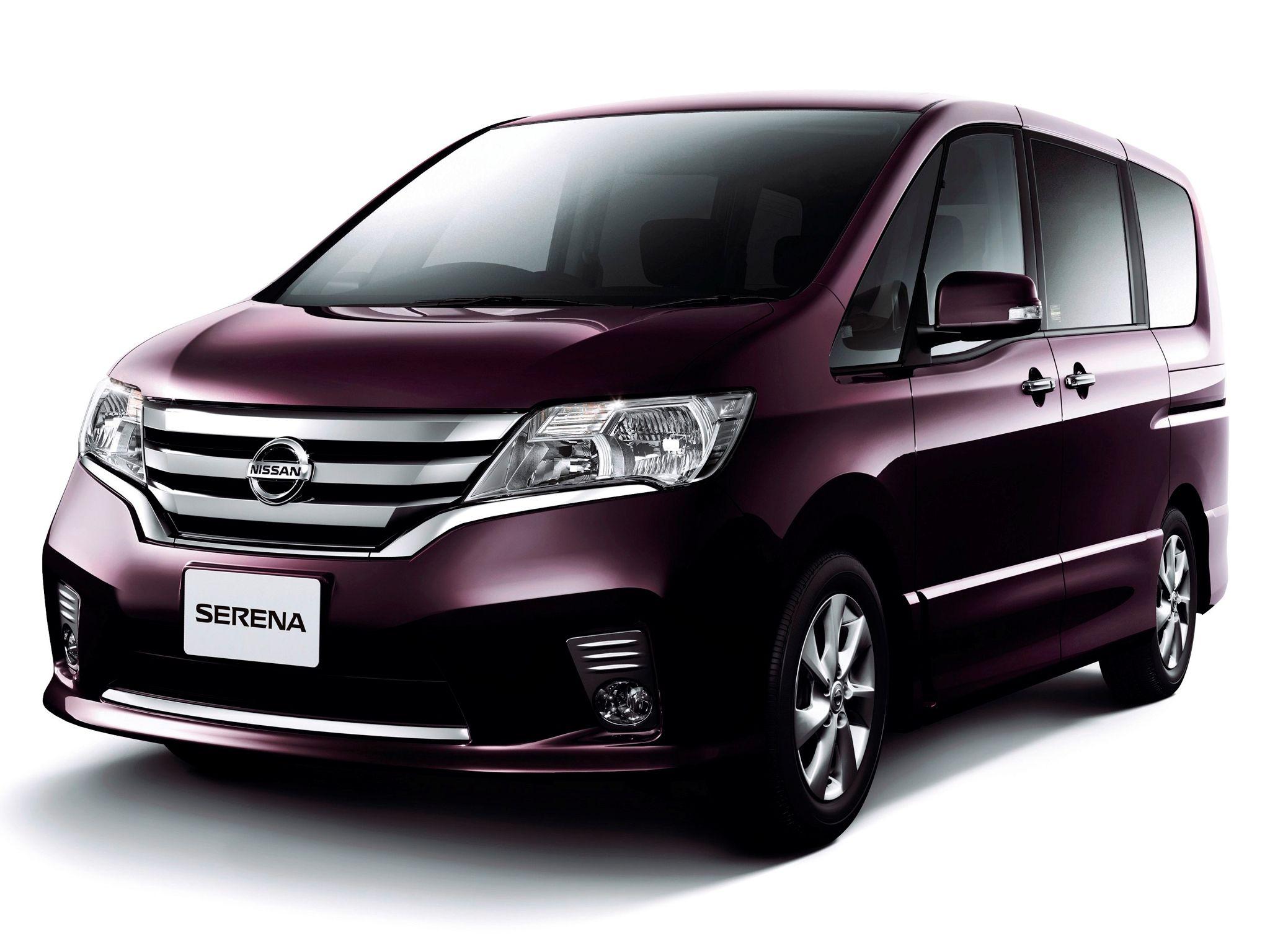 Nissan Serena Highway Star C26 2010