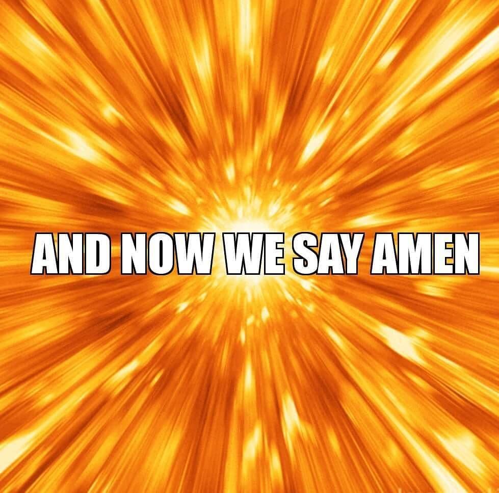 AND NOW WE SAY AMEN #acourseinmiracles #spirituality #enlightenment #love #God #forgiveness #holyspirit #jesus #oneness #perfection #buddha #happiness #spiritual #mystic #acim #unconditionallove #ego #dream #light by christian_crone