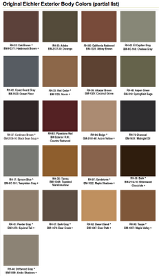 Mad for Mid-Century: Eichler Mid-Century Exterior Paint Colors ...