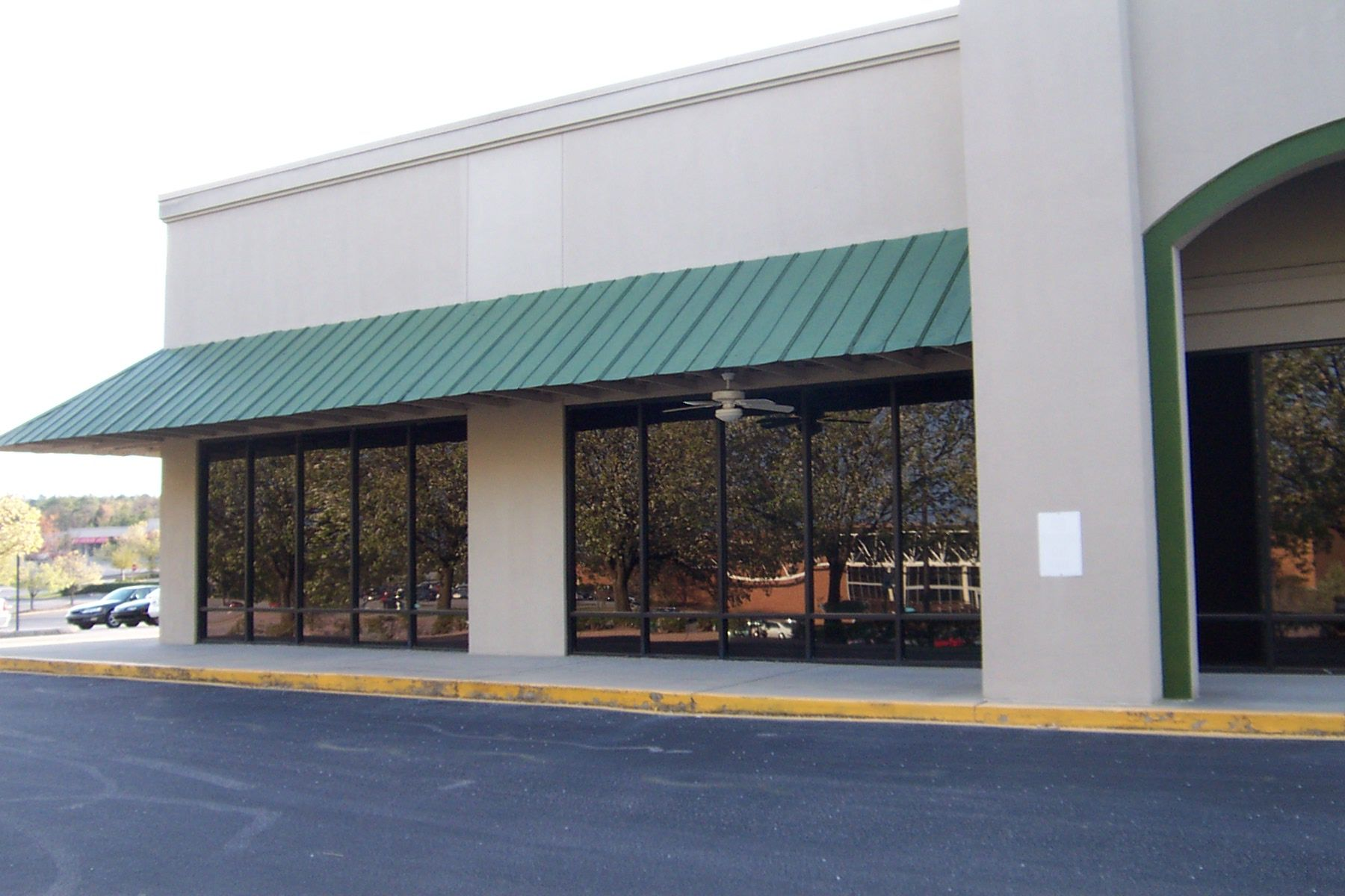 Image Result For Metal Facade Awning Strip Mall Shopping Center