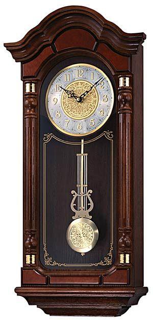 Seiko Qxh004blh Chiming Wall Clock Chiming Wall Clocks Pendulum Wall Clock Traditional Wall Clocks