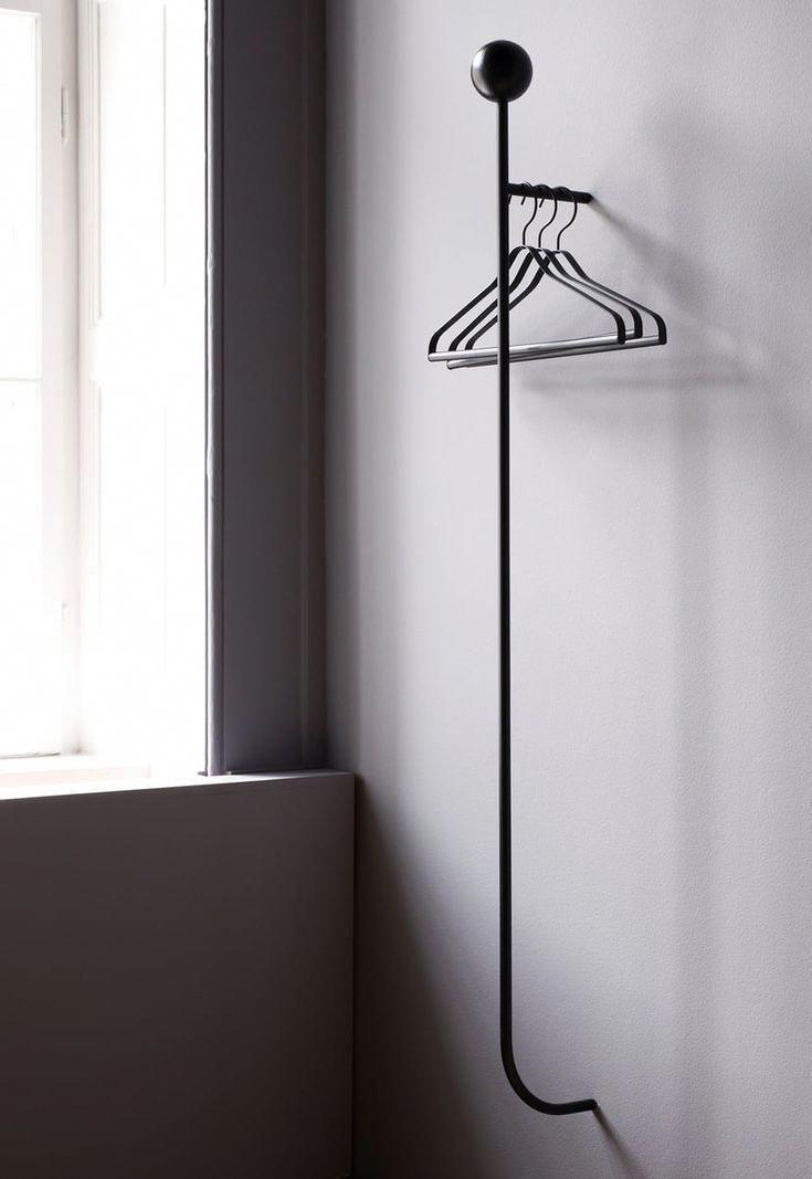12 of the best minimalist coat racks and coat stands ...