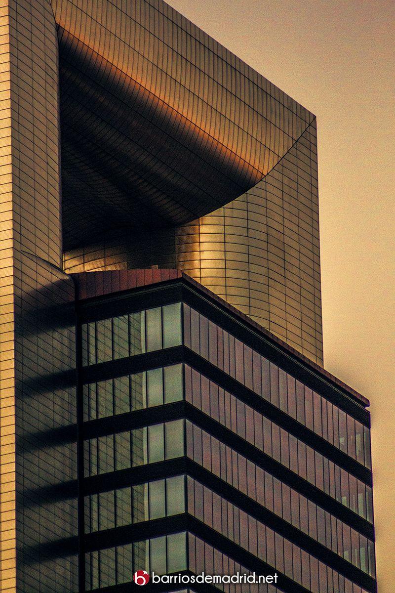 LA PARTE MÁS ALTA DE MADRID Se trata del remate de Torre