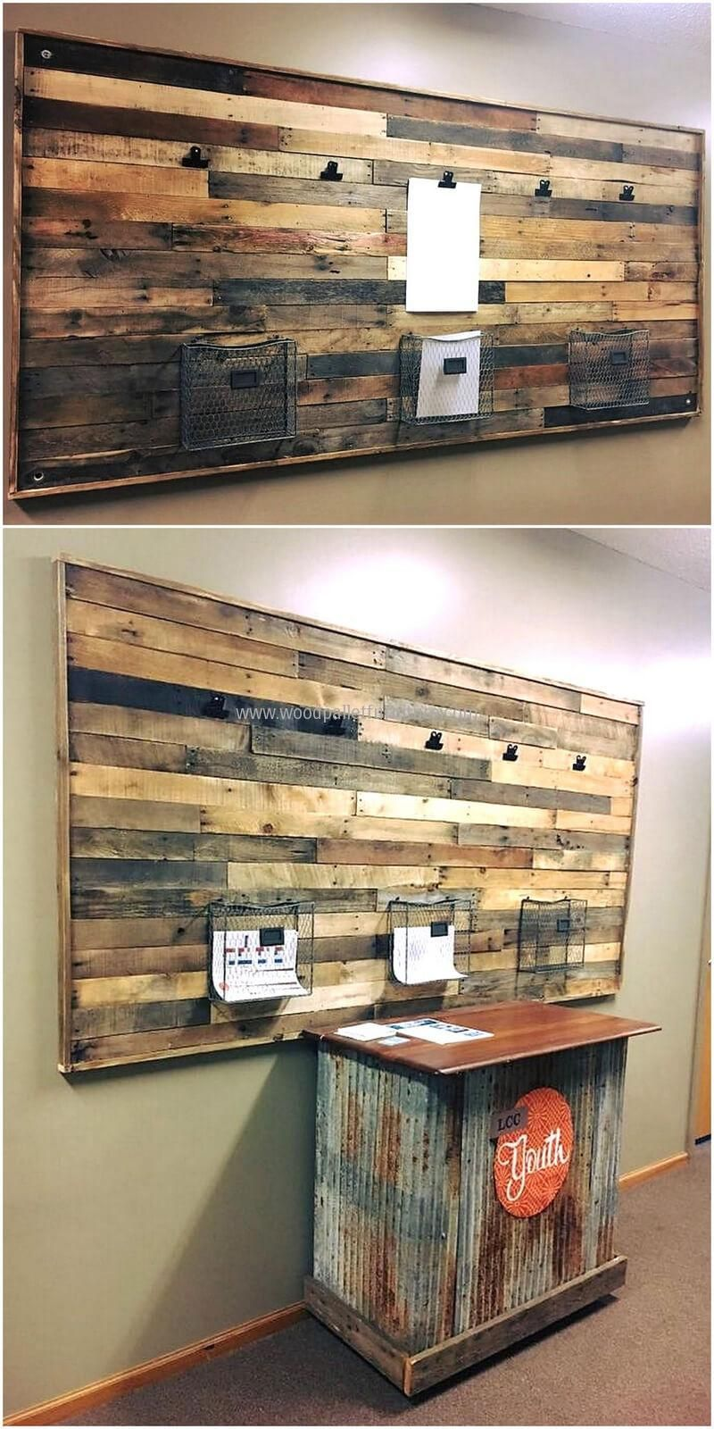 Have you heard about pallet wood notice