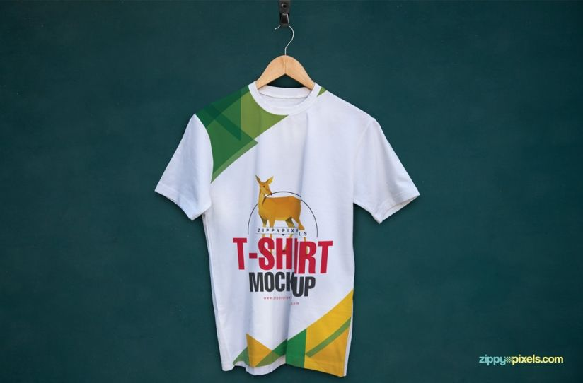 Download Round Neck T Shirt Mockups Free Psd Download Zippypixels Tshirt Mockup Shirt Mockup T Shirt