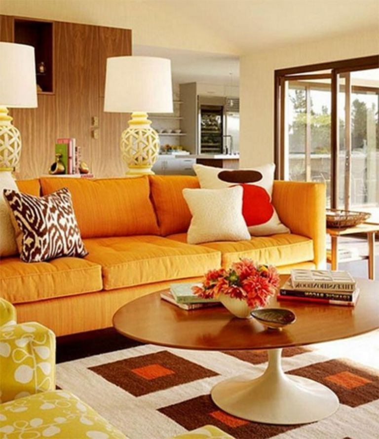 Design Color Harmony Living Room Ideas(11) images