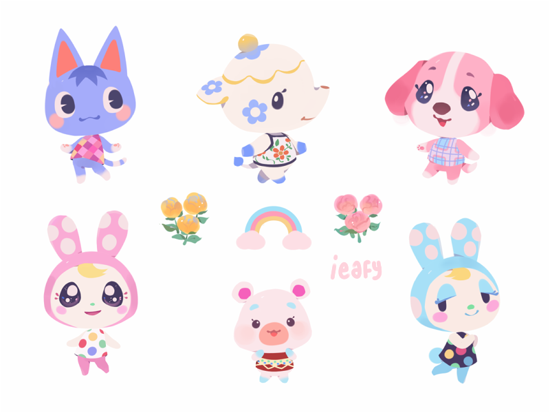 Vega camp sticker sheet; Decorate your camp stuff with these camp stickers