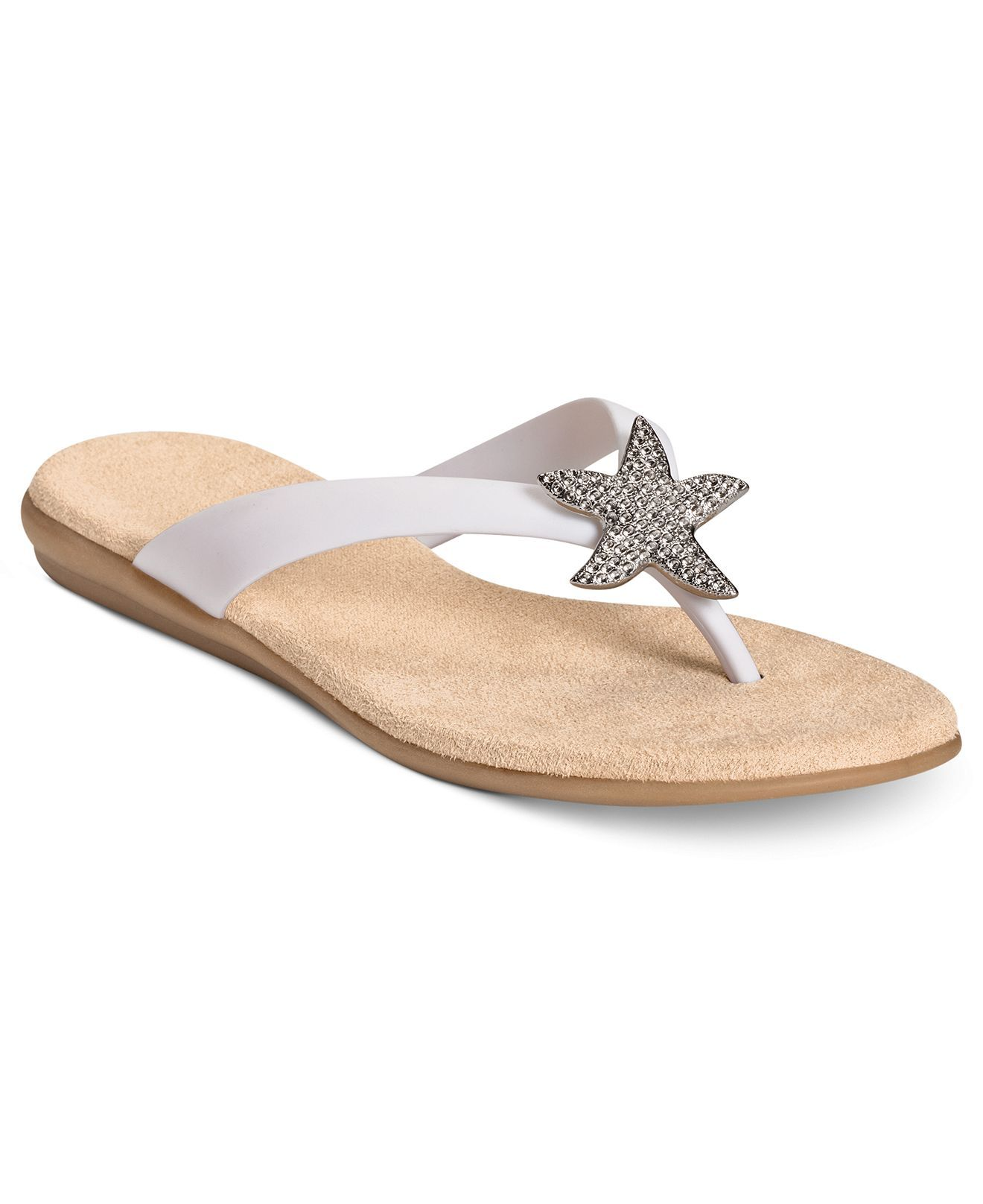 Aerosoles Beach Chlub Flat Thong Sandals - Aerosoles Sandals - Shoes -  Macy's
