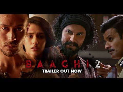 Baaghi 2 720p 1080p