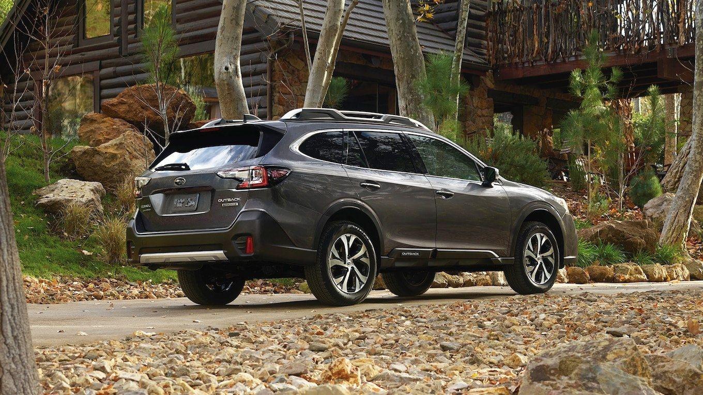 8 Things To Know About The 2020 Subaru Outback Motortrend Exterior And Interior Review Subaru Outback Subaru Crosstrek Subaru