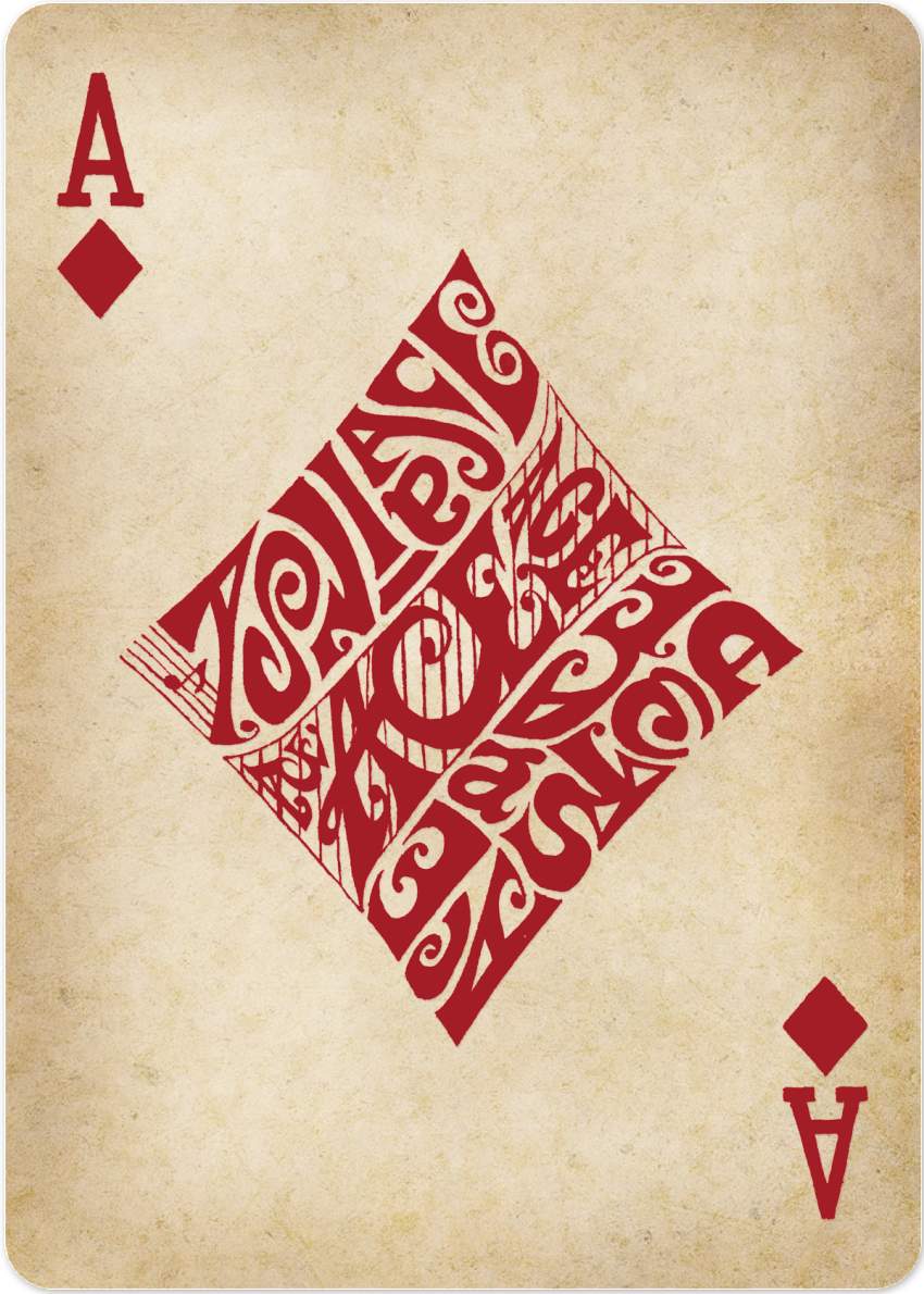 Different Playing Cards By Teach By Magic