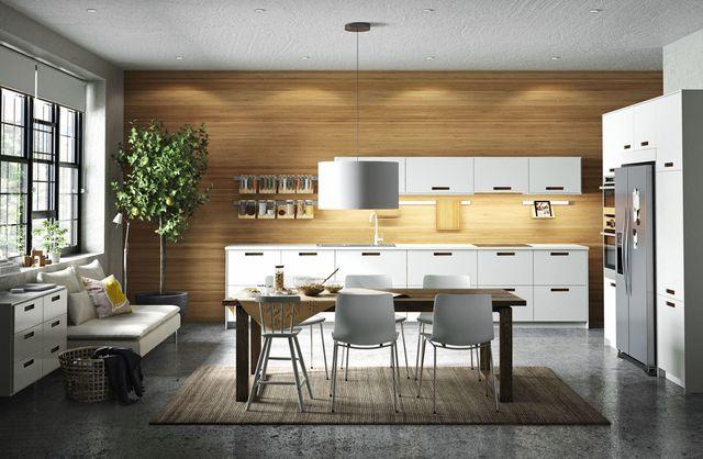 Cuisine ouverte  16 modèles de cuisiniste Kitchens - modele de cuisine americaine