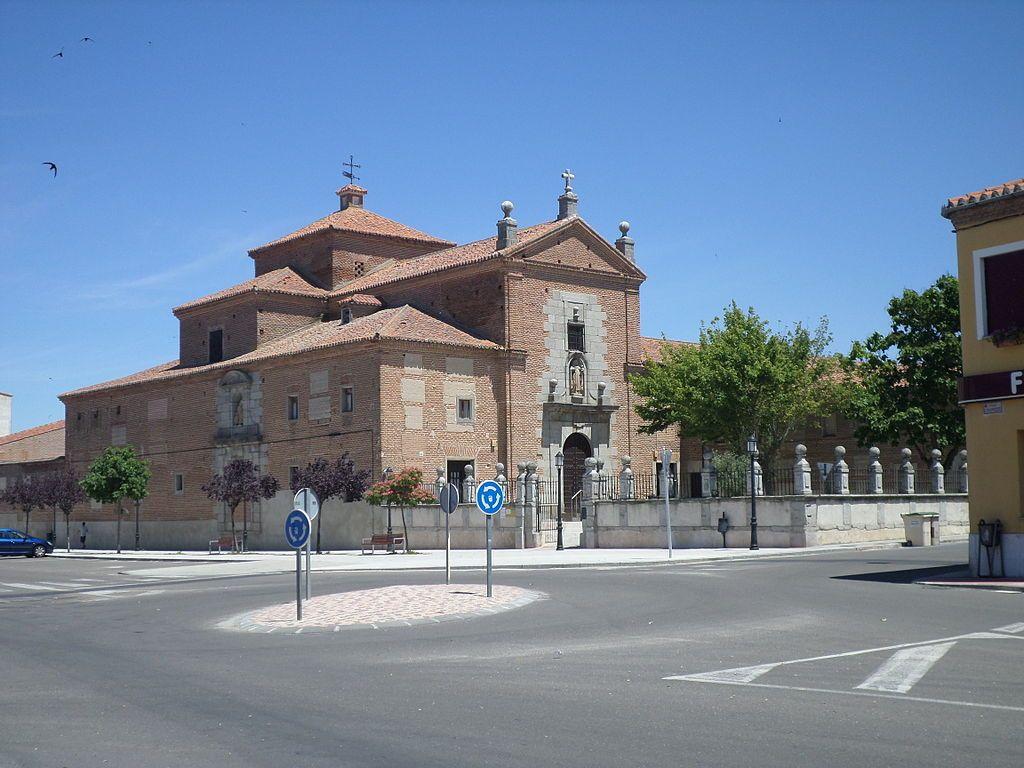 Salamanca Peñaranda de Bracamonte Carmelitas