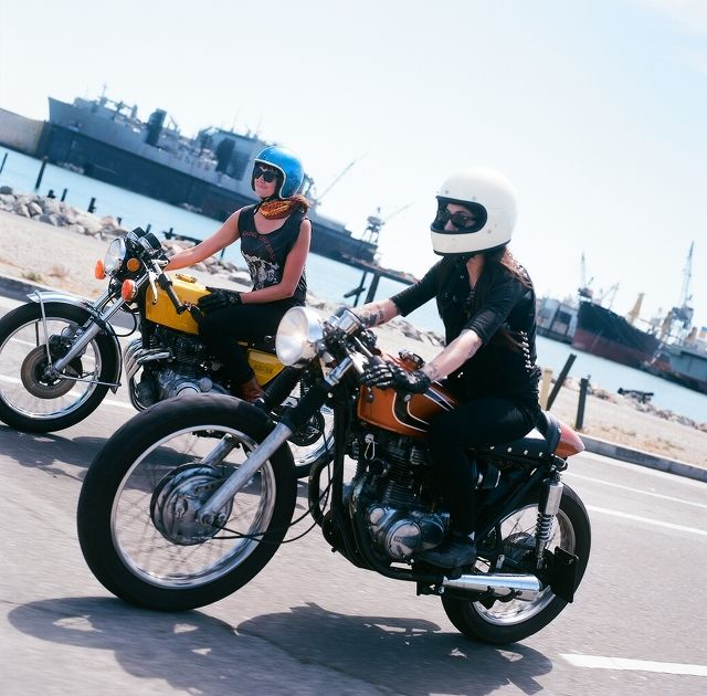 The Women S Motorcycle Exhibition The Women Women And Bikes