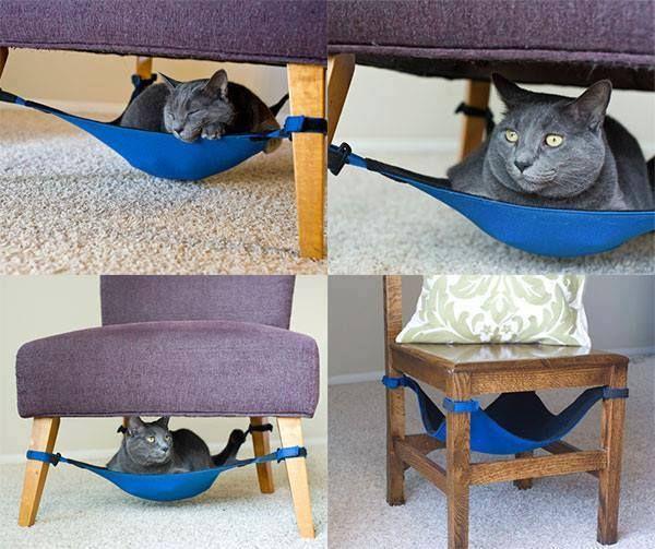 Cama para gatos gatos pinterest gatinhos cama de - Cama para gato ...