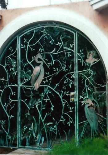 Custom Doors Windows Tampa Florida With Images Iron Doors