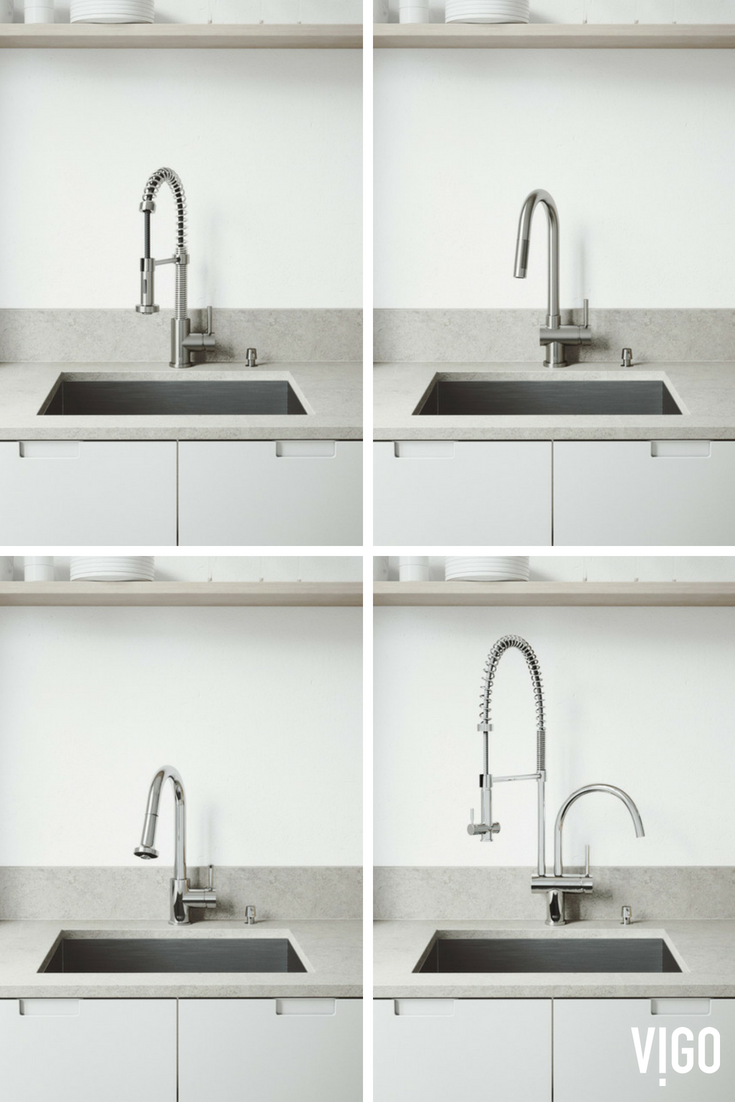 Which kitchen faucet is best to choose