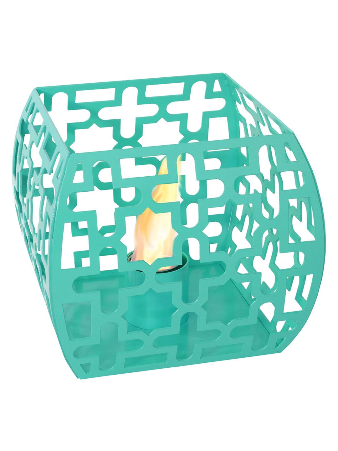 Moroccan Tangier Lantern by Terra Flame Home at Gilt