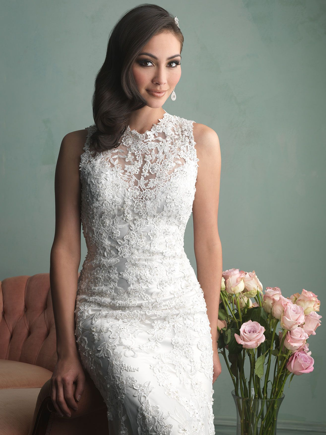 Allure bridals fall collection style allure bridals