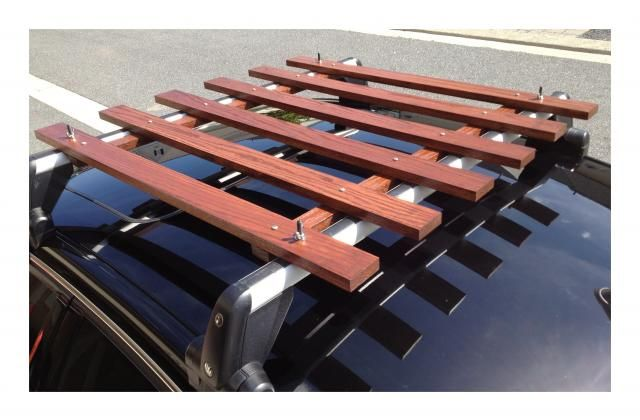 Show Me Your Roof Rack Setup All Racks Welcome Roof Paint Fibreglass Roof Wood Roof