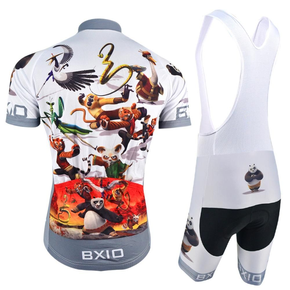 29d8c3a56 This unique custom Funny Panda Cycling Jerseys with premium quality  materials. Product Details  Material