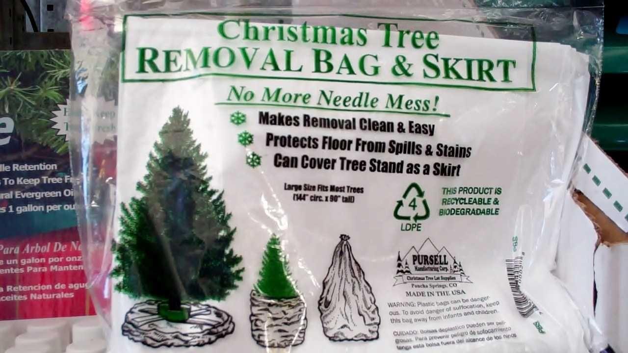 Christmas Tree Disposal Bags , # ...