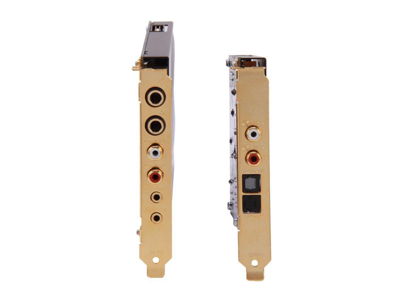 Creative Sound Blaster ZxR PCIe 124dB SNR Sound Card with