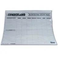 Cumberland Desk Mat Calendar Refills 10 Pack Calendar Refills Desk Mat Cumberland